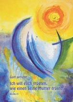 Plakate, Poster »Trost« 2016