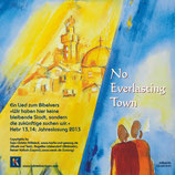 CD »No Everlasting Town«
