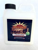 +Cleaner (Wax & Clean) Wachspflege- und Reinigungsmittel, Konzentrat, farblos, 1 Liter