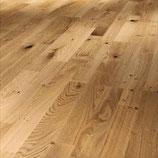 Eiche Massivholzdiele, astig, farblos geölt, 20x190 mm