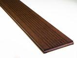 """Moso Bambus, Terrassendielen, 20x137x1850 mm, grob/glatt, """"coffee"""" vorgeölt, seitlich genutet, 5.55 m2 pro Packung"""