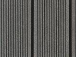 WPC Terrassendiele, beidseitig gebürstet, Anthrazit, grob/fein, Vollprofil, 25x138x4000 mm