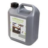 Bambus Pflegeöl Spezial, Granit Grey, für aMbooo Bambus Terrassendielen, 2.5 Liter