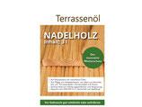 Terrassenöl, Nadelholz, UV Natur, 3 Liter, PET-Kanister