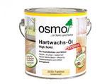 Osmo Hartwachs-Öl, Original, farblos 3032, seidenmatt, 2.5 Liter