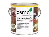 Osmo Hartwachs-Öl, farbig, Schwarz 3075, 2.5 Liter