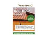 Terrassenöl, Hartholz, UV Natur, 3 Liter, PET-Kanister