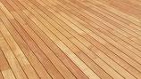 Robinie/Akazie, FSC 100 %, Terrassendielen, 21x120x2400 mm, KD, glatt/glatt