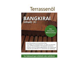 Terrassenöl, Bangkirai, 3 Liter, PET-Kanister