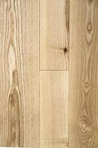 Esche Massivholzdiele, farblos geölt, 20x190 mm