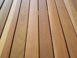 Restposten, Ipé, FSC 100 %, Terrassendielen, 21x145x3050 mm, KD, glatt/glatt, Country