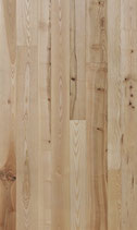 Esche Massivholzdiele, öko color, unbehandelt,  16x90/110/130/150/170 mm