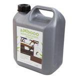 Bambus Pflegeöl Spezial, Espresso, für aMbooo Bambus Terrassendielen, 2.5 Liter