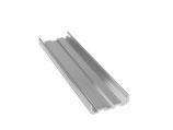 "Aluminium Systemverbinder, 4 Stück pro Packung, passend für Serie ""flat"", inkl. 16 Stück 4,8x20 mm Bohrschrauben"