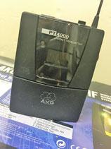 AKG PT 4000 POCKET TRANSMITTER 835 861 Mhz  OCCASION