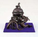 129-01   吉祥龍香炉