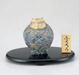 169-58 ふくろう香炉(三枝惣太郎)