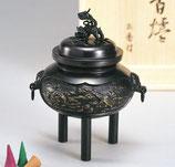 139-51 釻付雲鶴香炉