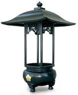 78-16~20 屋根付香炉 直接柱