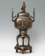 128-52 十六羅漢香炉