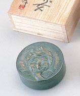21-63 朱肉入 喜ぶ少女(北村西望)