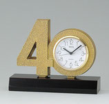 192-03 周年記念時計 コレットタイプ 40型時計