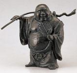43-05 木彫風布袋(般若純一郎)