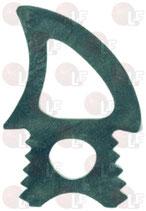 3186517-GUARNIZIONE PORTA FORNO 22X14mm A METRO