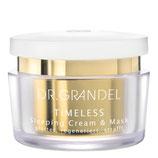 DR. GRANDEL TIMELESS Sleeping Cream & Mask - Nachtpflege und regenerierende Nachtmaske (50ml)