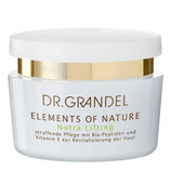DR. GRANDEL ELEMENTS OF NATURE Nutra Lifting - Straffende Nutra Lifting Creme mit Bio-Peptiden (50ml)