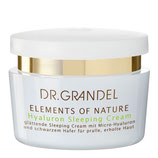 DR. GRANDEL ELEMENTS OF NATURE Hyaluron Sleeping Cream - für pralle, glatte Haut (50ml)