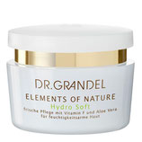 DR. GRANDEL ELEMENTS OF NATURE Hydro Soft - Frische Pflege für feuchtigkeitsarme Haut (50ml)