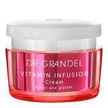 DR. GRANDEL Vitamin Infusion Cream - Glättende Vitamin Creme mit sanft schmelzender Textur (50ml)