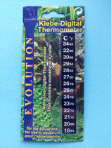 Klebe-Digital-Thermometer