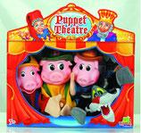 """Grand coffret """" les trois petits cochons"""""""