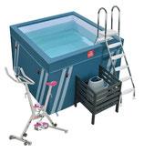 Fit's Pool + Aquabike Happy