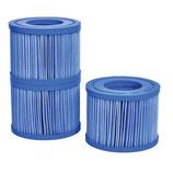 Filtres antibactériens NetSpa pour Fit's Pool (lot de 3)