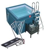 Fit's Pool + Tapis Aquajogg