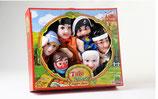 """Grand coffret 6 marionnettes """"Guignol"""""""