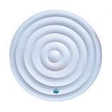 Couverture gonflable pour spas ronds
