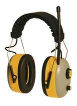 Gehörschutz mit Stereoradio