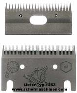 Lister 1253 Schermessersatz   23 / 53