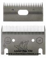 Lister 122 Schermessersatz   23 / 31