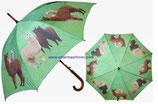 Regenschirm mit Tiermotiv