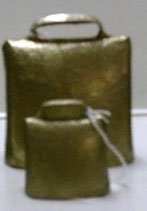 Flachschelle Glocke, Herdenglocke