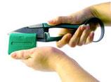 Handscheren Schärfgerät