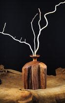 Vase aus Eichenholz 11