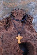 Olivenholz Kreuz