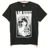 【Nestorarts】NOISE Tシャツ-BLACK-