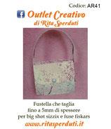 Fustella Outlet Creativo AR41